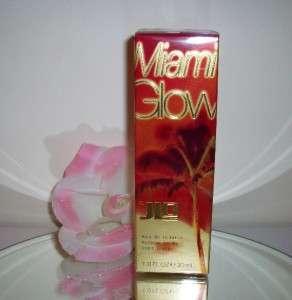 Jennifer Lopez JLO Miami Glow Parfum Perfume EDT 1.0oz