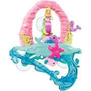 Barbie in A Mermaid Tale 2 Surf to Sea Bath Play Set Barbie in A