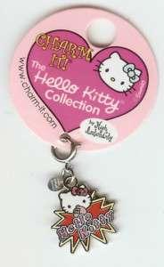 High Intencity CHARM IT Hello Kitty Bubblegum Pow