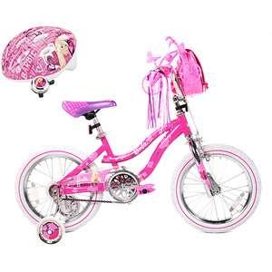 Barbie Bike, Helmet & Bike Bell Value Bundle