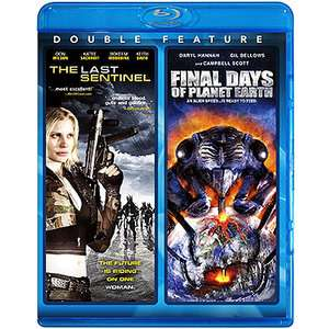 Days Of Planet Earth (Blu ray) (Double Feature) (Widescreen): Blu ray