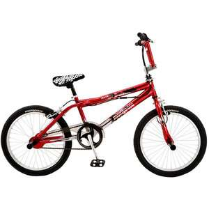 20 Mongoose Boys BMX Bike, Outer Limit Freestyle