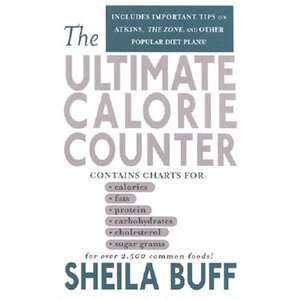 The Ultimate Calorie Counter, Buff, Sheila ARCHIVE