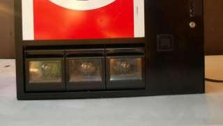 Vintage Pepsi Cola Vending Machine Soda/Coke Countertop
