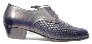 MYTHIQUE Zapatos de Tango Salsa Baile Salon para Hombre