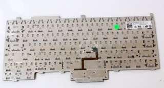 NEW OEM Dell Latitude E4300 US 83 Keys Black Laptop Keyboard NSK DG001