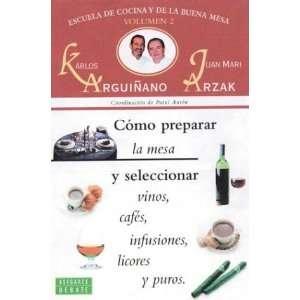 Como Preparar La Mesa   V.2 (Spanish Edition