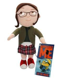 Despicable Me 9 Super Cute Margo Soft Plush Toy w/tag