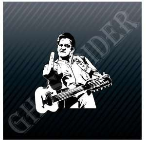 Johnny Cash Middle Finger Country Rock Folk Blues Rockabily Music