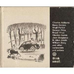 Charles Addams, Harry Golden, Virgil Partch, George Price, Charles