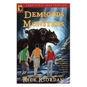 Rick Riordans Percy Jackson and the Olympians Series by Rick Riordan