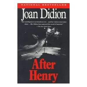 After Henry Joan Didion Books