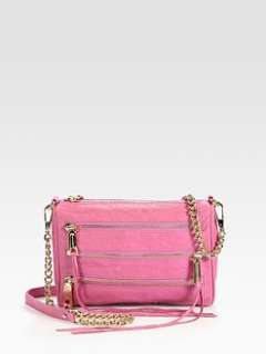 Rebecca Minkoff   Mini Convertible Zip Clutch