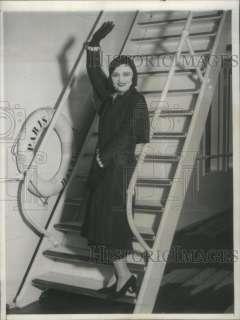Pola Negri, Polish Stage and Film Actress.