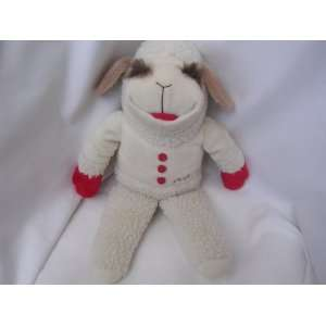 Lamb Chop Shari Lewis Plush Doll Toy Large 16 Collectible