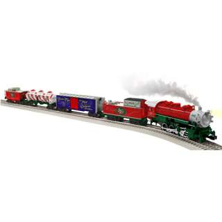 Train Set, Steam Locomotive Train Set, Lionel Train Set, Kid?s Train