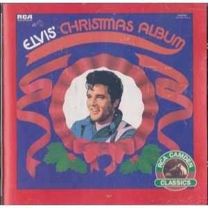 Elvis Christmas Album [RCA Camden Special Products] Elvis