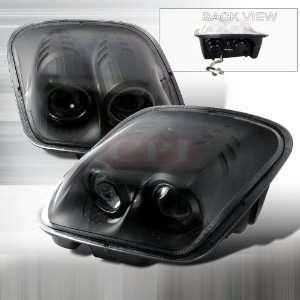 Chevrolet Chevy Corvette Projector Head Lamps/ Headlights Performance