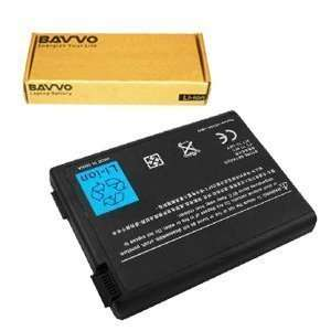 Bavvo Laptop Battery 12 cell compatible with HP Presario