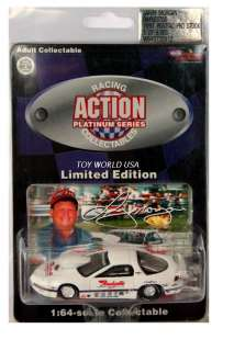 NASCAR die cast adult collectors limited edition Action 164 scale
