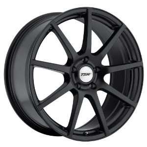 TSW Interlagos Matte Black Wheel (22x10/5x112mm) Automotive