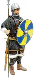 Ignite 1/6 scale 12 Action Figure The Viking with Chain Mail Shirt AV