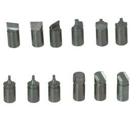 JEWELERS MASTER WATCH CASE OPENER REPLACEMENT TIPS 12 PCS New
