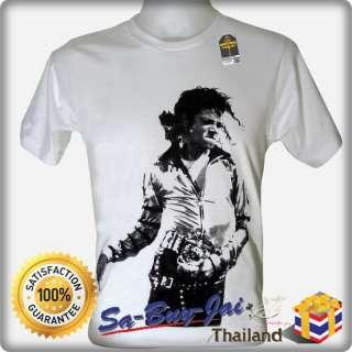 SHIRT MICHAEL JACKSON MJ KING POP LEGEND ROCK RTO VTG