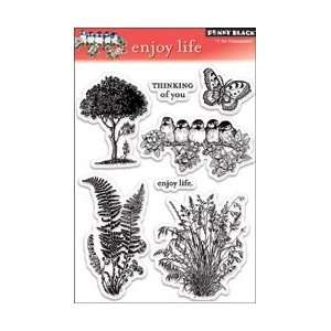 Penny Black Clear Stamp 5X7.5 Sheet Arts, Crafts & Sewing