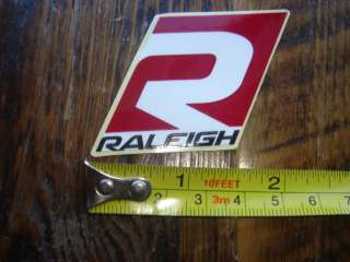 RALEIGH Bikes STICKER Decal Bicycles NEW Road MTB