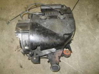 87 Yamaha Phazer 480 Motor Engine Twin Snowmobile Used |