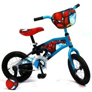 Spider Man Bike (12 Inch Wheels) (Aug. 28, 2006)