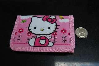 Lot of 12 NEW Kids Hello Kitty Tri fold Wallets Super Fast & Free