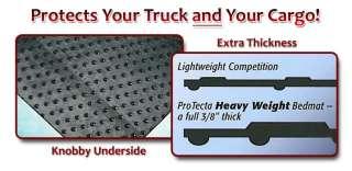 Rubber Bed Mat Truck BedMat Liner Short Bed SB 6.4ft 6917 RAM PICKUP