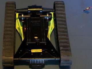 FAST TRAXX TURBO RADIO CONTROL (R/C) by TYCO + REMOTE + BATTERY |