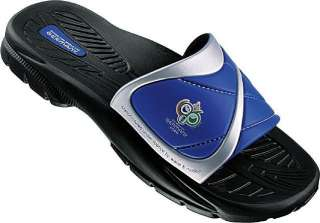Blue Childrens Sandal FIFA world cup size 10 soccer