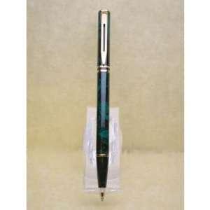Waterman Laureat Mineral Green Rollerball Pen Office